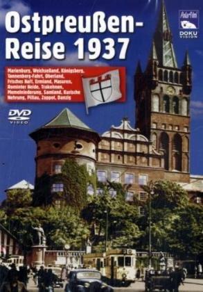 9783937163307: Ostpreußen-Reise 1937, 1 DVD