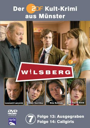 9783937163987: Wilsberg: Vol. 07 [Alemania] [DVD]