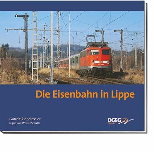 9783937189178: Die Eisenbahn in Lippe