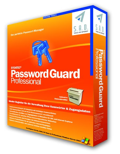 9783937215969: Password Guard Professional