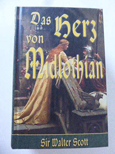 9783937229126: Das Herz von Midlothian Roman.