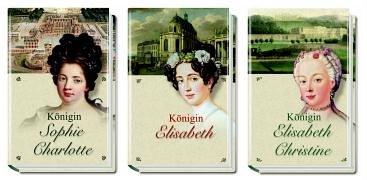 9783937229270: Preußens Königinnen. 3 Bände