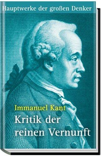 9783937229850: Kritik Der Reinen Vernunft