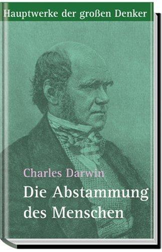 Abstammung des Menschen: Charles Darwin