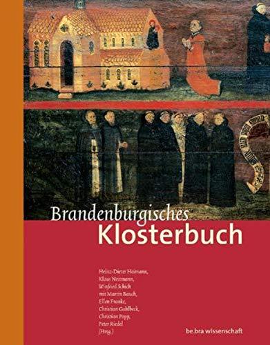 Brandenburgisches Klosterbuch: Heinz-Dieter Heimann