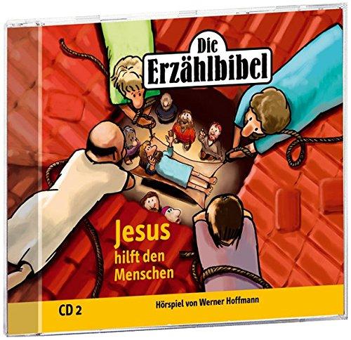 9783937240787: Die Erzählbibel - Folge 2: Jesus hilft den Menschen (Livre en allemand)
