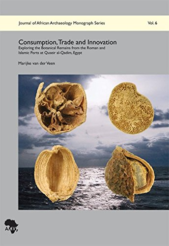 9783937248233: Consumption, Trade and Innovation: Exploring the Botanical Remains from the Roman and Islamic Ports at Quseir Al-Qadim, Egypt (Journal of African Archaeology Monograph)