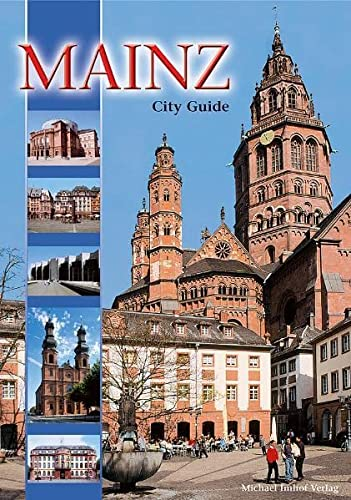 9783937251936: Mainz City and Cathedral Guide: Englische Ausgabe