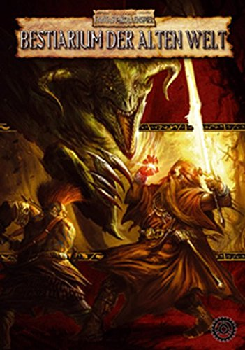 9783937255545: Warhammer, Bestiarium der Alten Welt