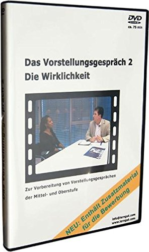 9783937259062: Das Vorstellungsgespräch Teil 2 - Wirklichkeit [Alemania] [DVD]