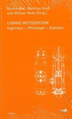 9783937262376: Ludwig Wittgenstein: Ingenieur - Philosoph - Künstler