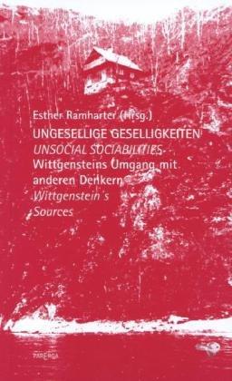 9783937262963: Ungesellige Geselligkeiten / Unsocial Sociablities