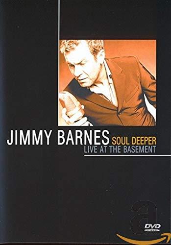 9783937308180: Jimmy Barnes - Soul Deeper Live At The Basement