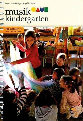 Musikkindergarten, Praxisbuch, m. Karteikarten u. 2 Liederheften m. Audio-CDs. Bd.1: Lorna Lutz ...