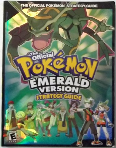 9783937336060: The Official Pokemon Emerald Version Strategy Guide (Official Strategy Guide)