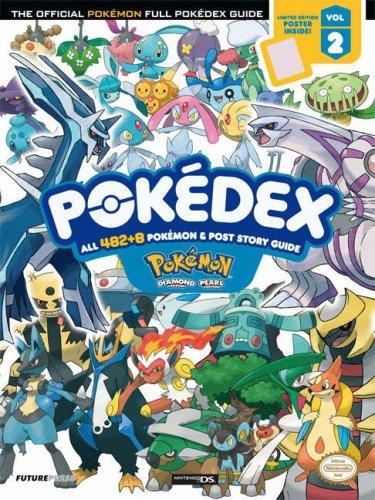 The Official Pokemon Full Pokedex Guide: Future Press