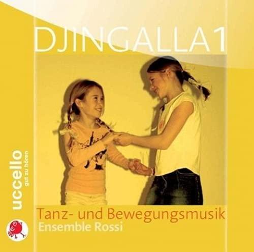 9783937337609: Djingalla 1: Tanz- und Bewegungsmusik