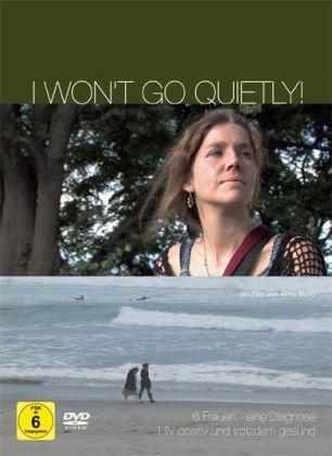 9783937342252: I won't go quietly!, 1 DVD