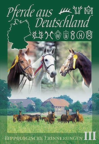 9783937388731: Pferde aus Deutschland - Hippologische Erinnerungen III [Alemania] [DVD]