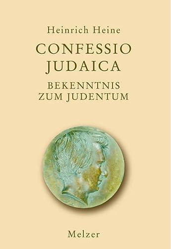 9783937389974: Confessio Judaica Bekenntnis zum Judentum