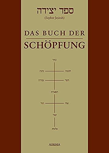 9783937392141: Das Buch der Schöpfung: Sepher Jesirah