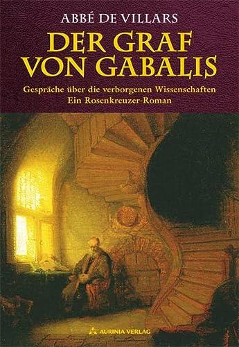9783937392493: Der Graf von Gabalis - Gespr�che �ber die verborgenen Wissenschaften: Ein Rosenkreuzer-Roman