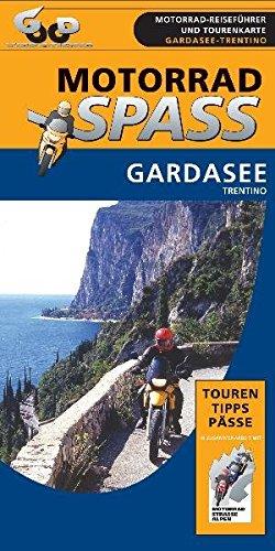 9783937418094: Motorradspaß Trentino / Gardasee: Motorrad-Reiseführer und Tourenkarte