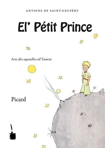 9783937467696: Der kleine Prinz-Picard