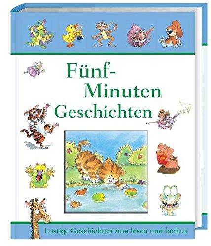 9783937485454: Fünf-Minuten Geschichten: Lustige Geschichten zum lesen und lachen
