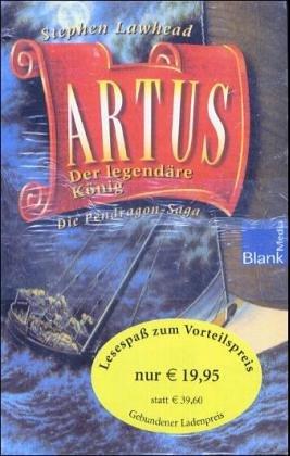 9783937501079: Die Pendragon-Saga: Artus, Taliesin, Pendragon, Merlin