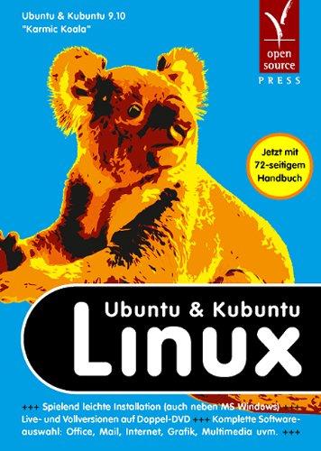 "9783937514963: Ubuntu & Kubuntu Linux 9.10 ""Karmic Koala"" (Doppel-DVD inkl. Handbuch)"