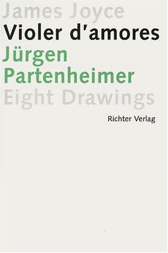 9783937572161: Jurgen Partenheimer: Eight Drawings