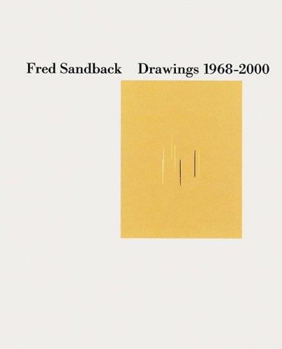 Fred Sandback: Drawings 1968-2000: Verna, Gianfranco
