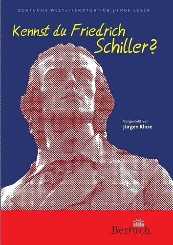 9783937601731: Kennst du Friedrich Schiller?