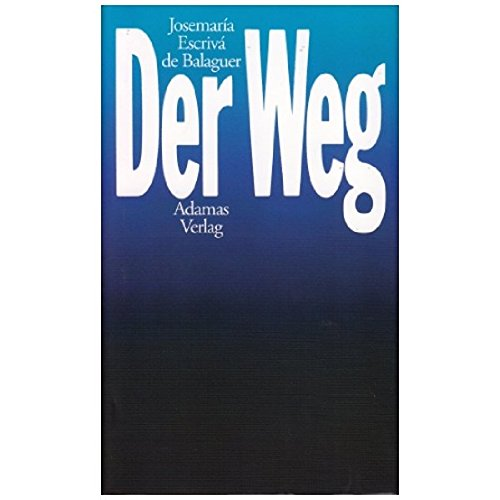 Imagen de archivo de Der Weg a la venta por Better World Books