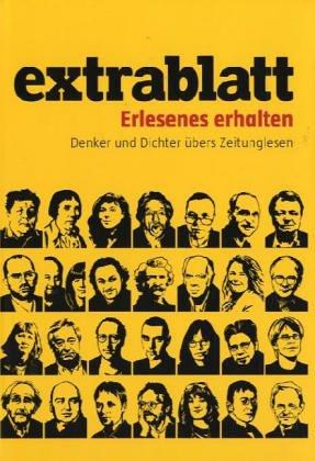 9783937683027: Extrablatt - Erlesenes erhalten