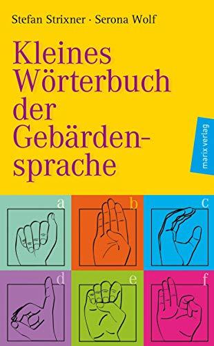 9783937715025: Kleines Wörterbuch der Gebärdensprache