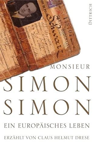 9783937717630: Monsieur Simon Simon