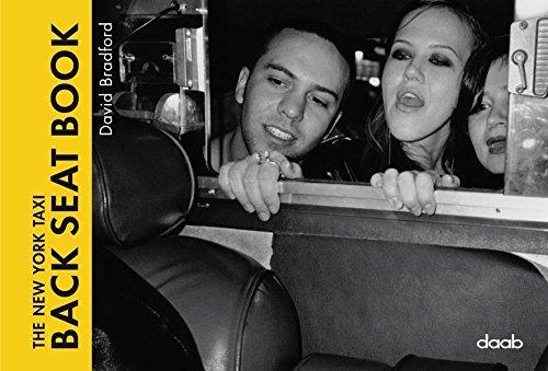 9783937718859: Backseat book. The New York taxi. Ediz. italiana e inglese (Photo books)