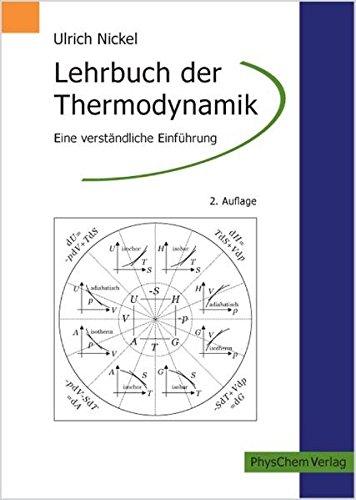 9783937744063: Lehrbuch der Thermodynamik: Eine verständliche Einführung