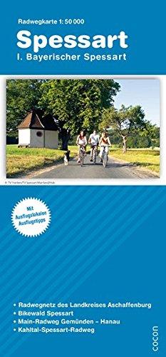 9783937774985: Spessart Radwegekarte 01. Bayerischer Spessart
