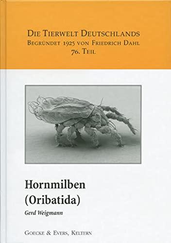 9783937783185: Hornmilben (Oribatida) (Livre en allemand)
