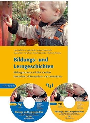 9783937785677: Bildungs- und Lerngeschichten: Bildungsprozesse in früher Kindheit beobachten, dokumentieren und unterstützen