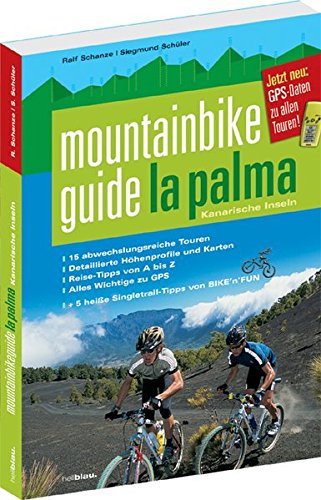 9783937787145: Mountainbike Guide La Palma