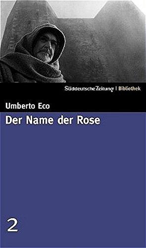 9783937793016: Der Name der Rose