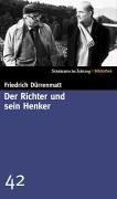 Der Richter und sein Henker. SZ-Bibliothek Band: Friedrich Dürrenmatt
