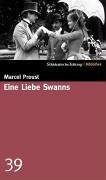 Eine Liebe Swanns. Roman. Aus dem Französischen: Proust,Marcel