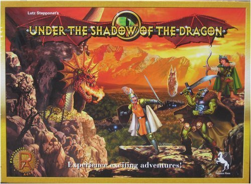 9783937826172: Under the Shadow of the Dragon (Phantastic Adventures)