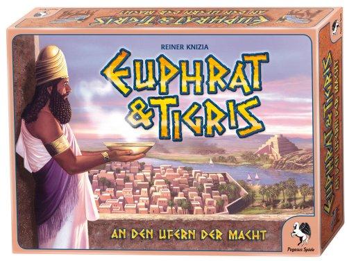 9783937826981: Pegasus spiele - Euphrat & Tigris Pegasus
