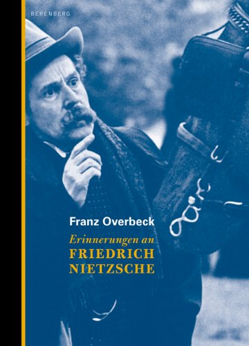 9783937834443: Erinnerungen an Friedrich Nietzsche